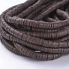 Eco-Friendly Handmade Polymer Clay BeadsX-CLAY-R067-6.0mm-38-4