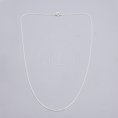 925 Sterling Silver Neckless STER-Q185-02-1