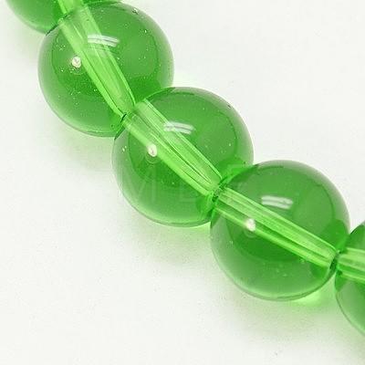 Glass Beads StrandsGR6mm-1