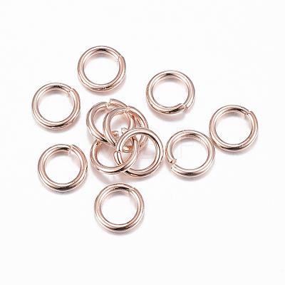 304 Stainless Steel Jump RingsX-STAS-H400-66RG-1