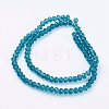 Handmade Glass Beads GR6MMY-69-2