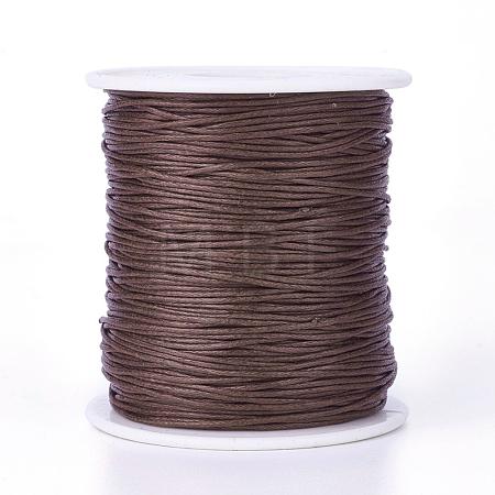 Waxed Cotton Thread CordsYC-R003-1.0mm-299-1