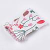 Polycotton(Polyester Cotton) Packing Pouches Drawstring BagsABAG-T007-02B-3