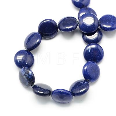 Natural White Jade Beads StrandsG-S110-14-1