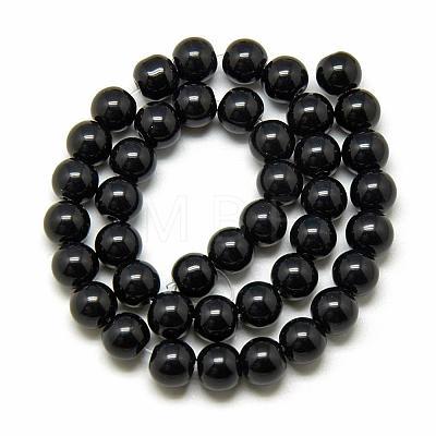 Glass Beads StrandsGR10mm27Y-1