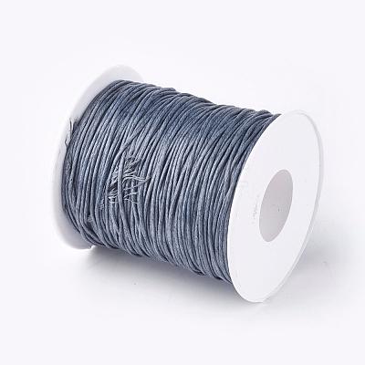 Waxed Cotton Thread CordsYC-R003-1.0mm-319-1