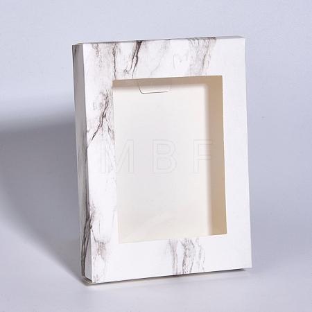 Foldable Creative Kraft Paper BoxCON-G007-04A-02-1