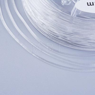 Flat Elastic Crystal StringEW-G008-01-1mm-1